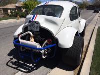 Herbie Baja Bug