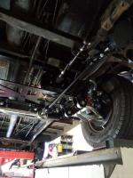 iHmore A arm split busMohr A arm suspension split bus M