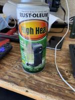 Finished Tank / Heat Resistant Enamel