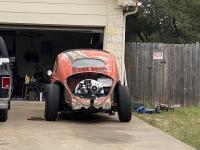 Oval rear
