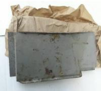 Split bus oil bath air filter bracket