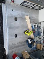 Under floor storage