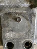 Engine Block Number
