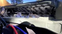 vanagon under seat