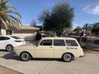 Daisy the '72 Squareback