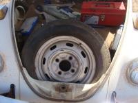 VW Spare Tire (standard)