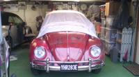 '67 California Bug Car Cover.