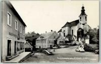 Oval and Barndoor in Sankt Lorenzen