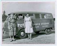 Dance Studio ribbed bumper Kombi - El Cajon, CA