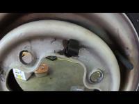 Bus 14 inch wheel restoration