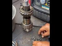 Lieutenant Van - VWLT 4x4 differential to brakes