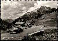 Arlbergpaß Flexenpaß