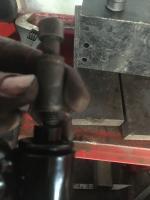 Monroe air shock install