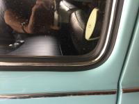 WCM side quarter window seal fit-up