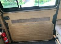 Vanagon slider door panel rehab