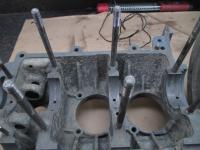 1954 Canadian custom engine build