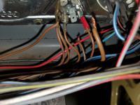 1978 instrument cluster wiring
