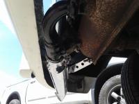 Bus muffler damper upgrade