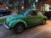 1975 Super Beetle arrival