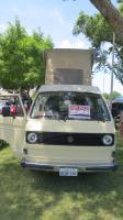 Vanagons at Madera, CA VW Spring Fling (26th Annual) Sunday, May 16, 2021