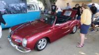 Ghia Convertibles at Madera, CA VW Spring Fling (26th Annual) Sunday, May 16, 2021