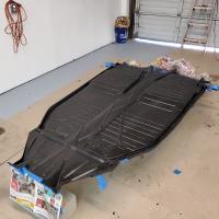 Floor Pan undercoating