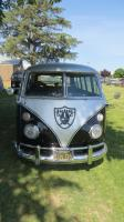 Split Deluxe Buses at Madera, CA VW Spring Fling (26th Annual) Sunday, May 16, 2021
