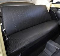1967 convertible rear seats