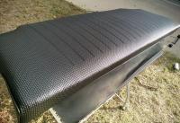 original rear seat covers in 67 convertible