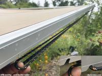 ARB awning cord holder notch