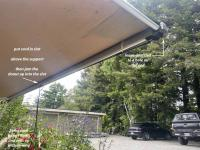 ARB awning cord stowing