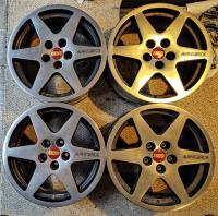 Avantgarde wheels by BBS