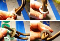 Gas tank gasket how to
