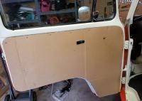 door panels wood
