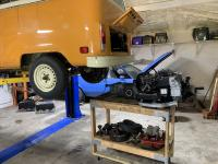engine pre install