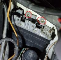 HowTo: 1995 Eurovan Camper - MAP Sensor Replacement