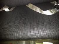 1967 convertible orig rear seat upholstery