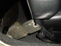 67 vert seatbelt