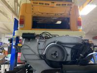 more baywindow engine install