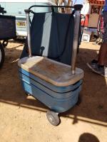 Fake Hazet tool cart