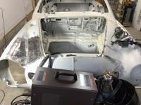 74 Karmann Ghia Convertible