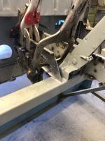 Barndoor chassis repairs