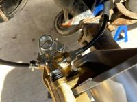 type 3 EMPI disc brake E-brake housing adapter