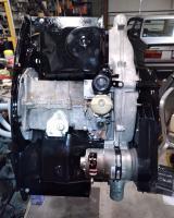 63 Notch Barn Find Engine getting close