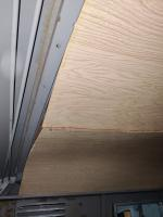 Wood ceiling OTW