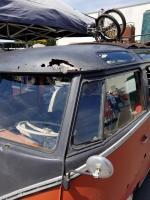 Rusty 23-Window at OCTO - June, 2021
