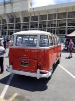 Restored 1963 Double-door 23-Window Deluxe