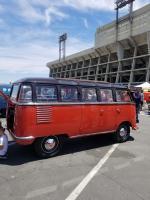 Restored 1952 Barndoor Deluxe