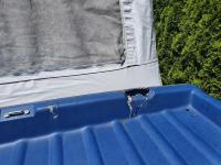 Vanagon luggage rack fiberglass repair