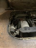 Type III, bug, car lift